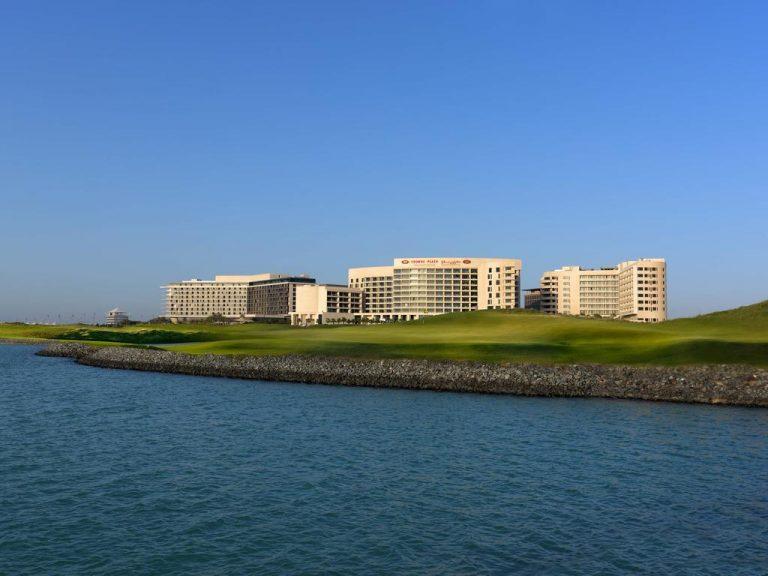 فندق كراون بلازا جزيرة ياس 