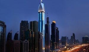 فندق روز ريحان من روتانا - دبي