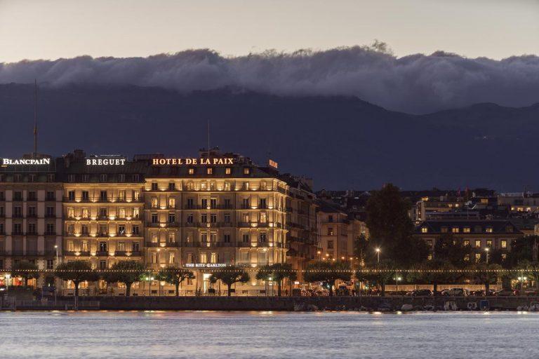 فندق ذا ريتز كارلتون دي لا بييه، جنيف
