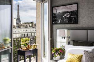 فندق سوفيتل باريس بالتيمور برج إيفل