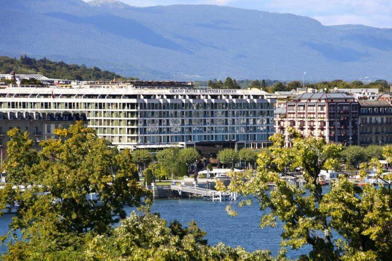 فندق غراند كمبينسكي جنيف