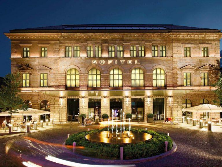 فندق سوفيتيل ميونيخ بايربوست