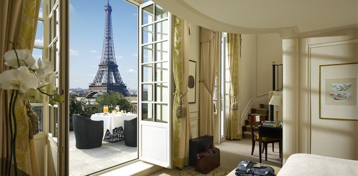 فندق شونغري-لا، باريس