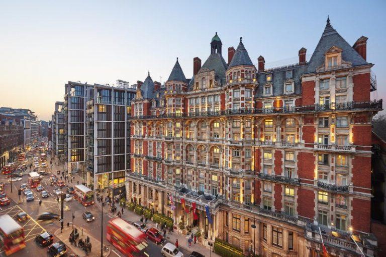 فندق ماندريان أورينتال هايد بارك، لندن