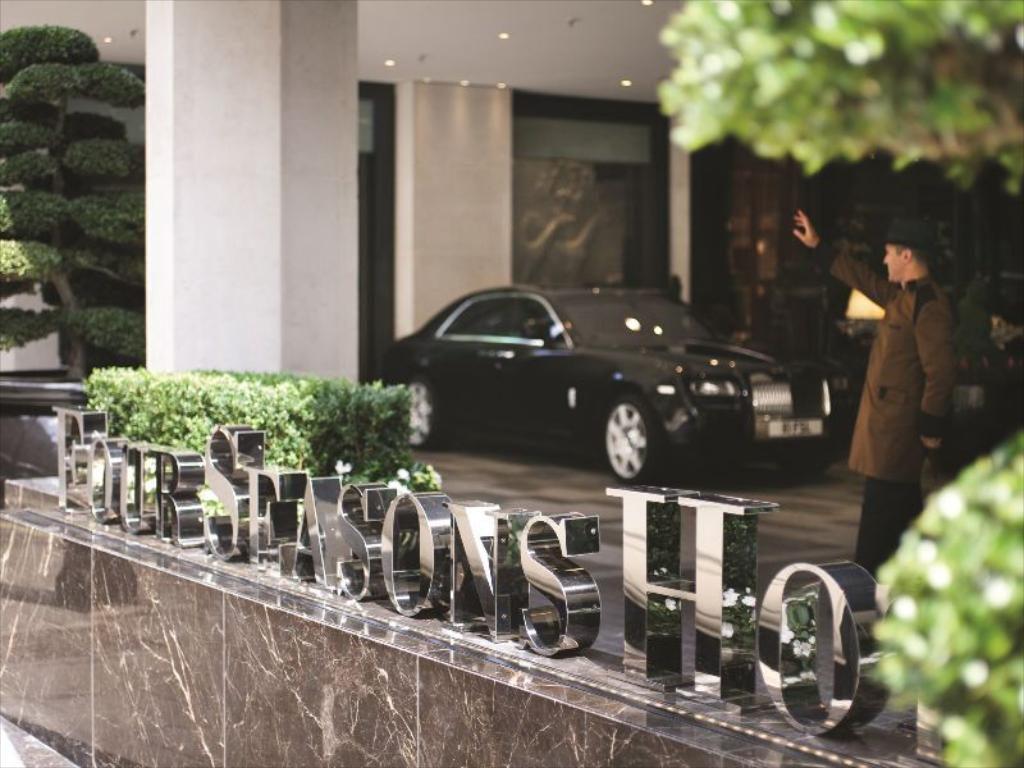 فندق فور سيزونز لندن آت بارك لين