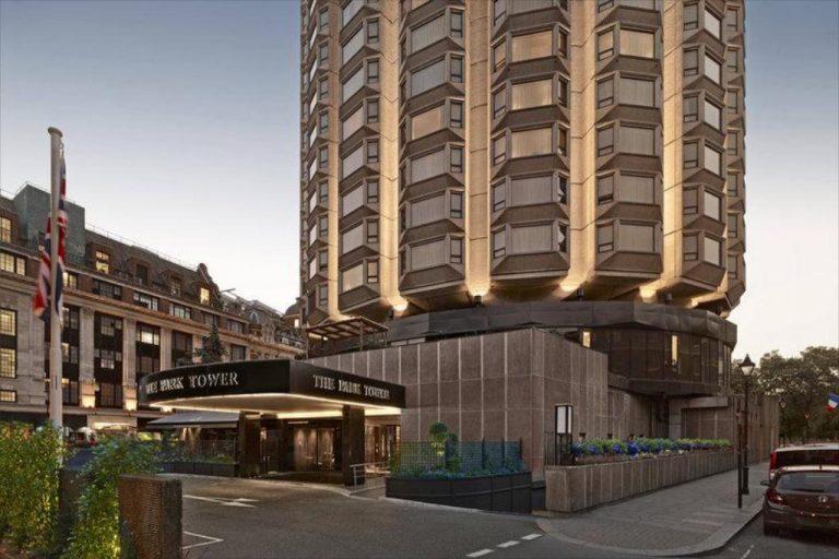 فندق ذا بارك تاوور نايتسبريدج، فندق لوكشري كوليكشن