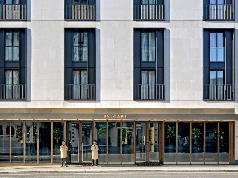 فندق بلغاري، لندن