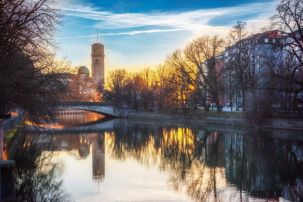 اماكن سياحية في ميونخ