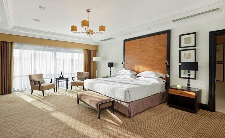 فندق حياة ريجينسي لندن - ذا تشرشل - فنادق لندن شارع العرب