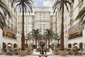 فندق لاندمارك لندن - فنادق لندن شارع العرب