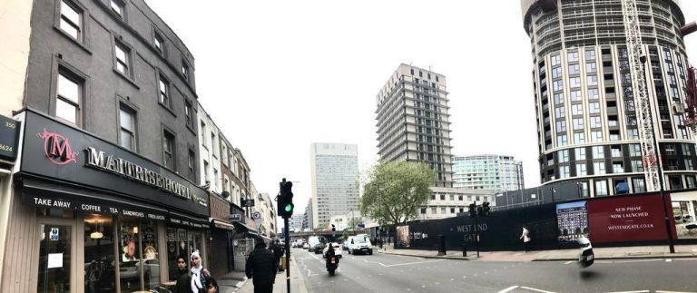 فندق ميترايز إيدجوير رود في لندن - فنادق لندن شارع العرب
