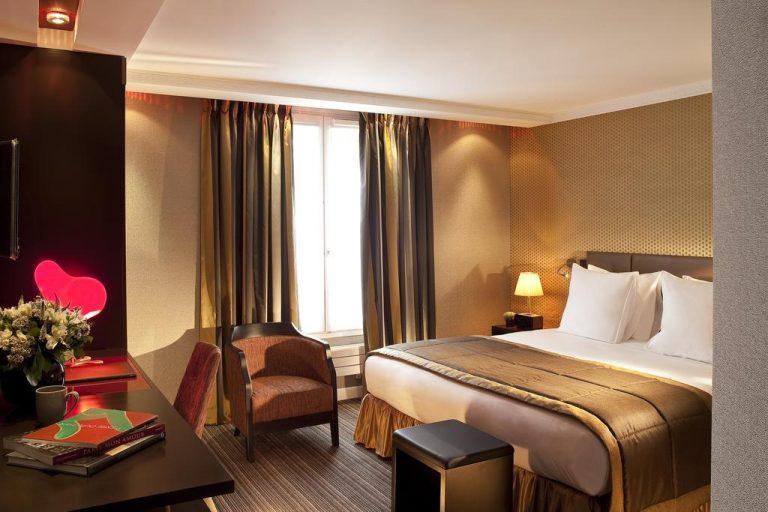 فندق إليزيه ميرموز- فنادق باريس القريبه من الشانزليزيه