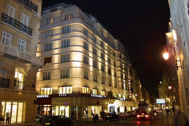 فندق دو كاستيغليون