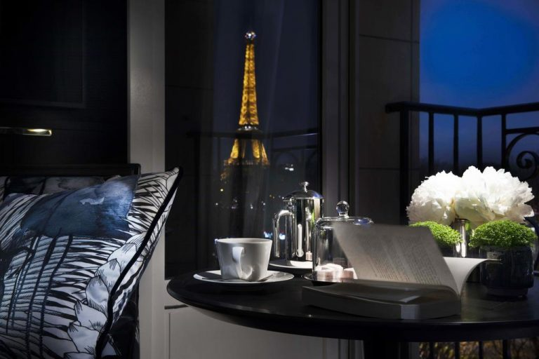فندق وسبا لو دامنتان - فنادق باريس القريبه من الشانزليزيه