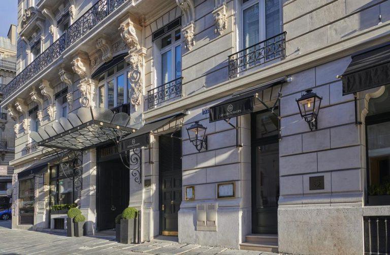 فندق Grand Powers البوتيكي - فنادق باريس القريبه من الشانزليزيه