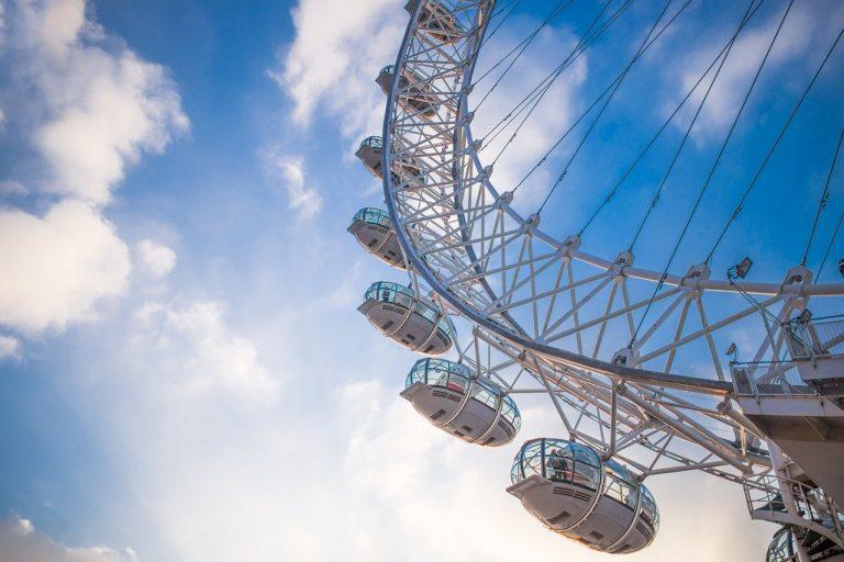عين لندن London eye - اماكن سياحية في لندن