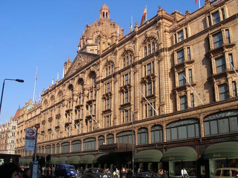 متجر الهارودز Harrods - اماكن سياحية في لندن