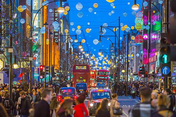 شارع اكسفورد Oxford St - اماكن سياحية في لندن