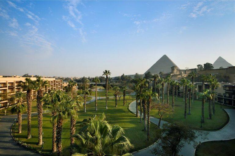فندق ماريوت مينا هاوس، القاهرة