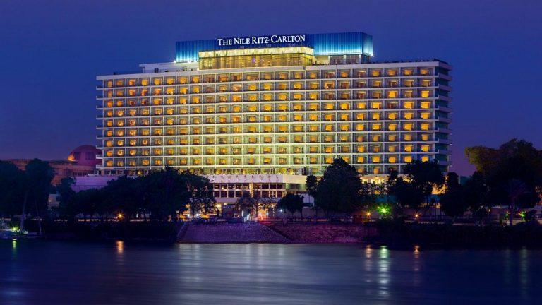 فندق وكازينو النيل ريتز كارلتون القاهرة