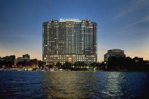 فندق فورسيزونز القاهرة نايل بلازا