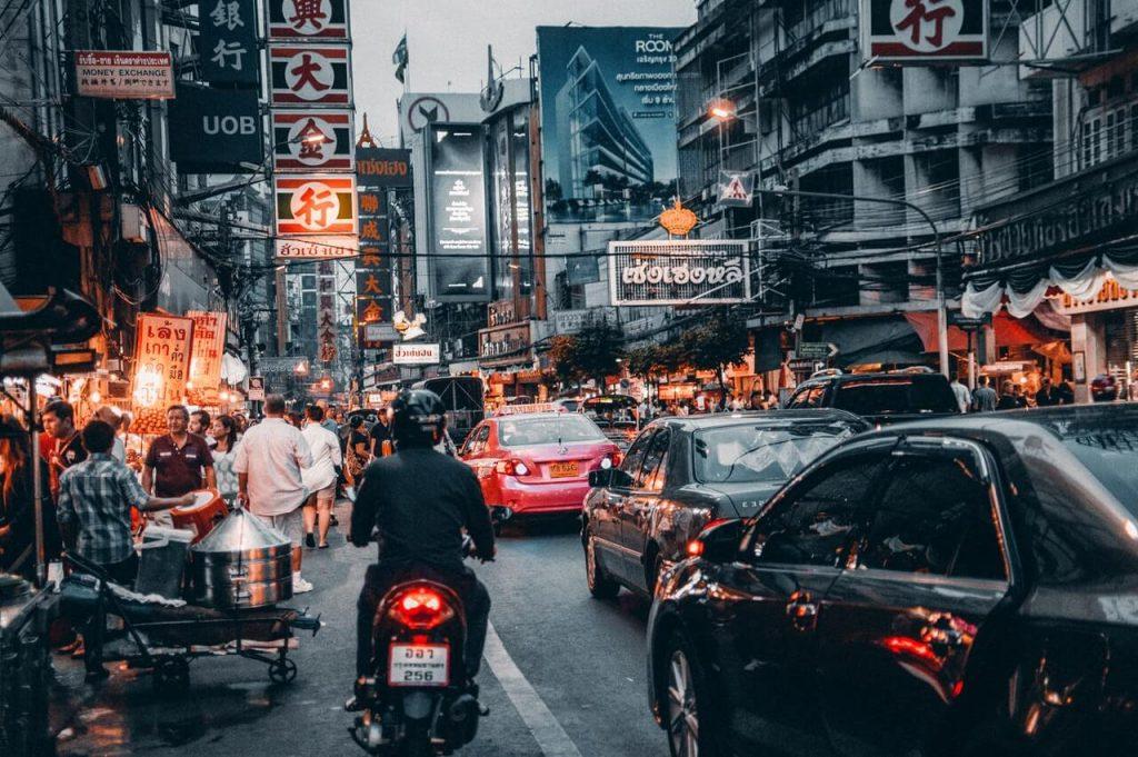 بانكوك اكثر مدينة سياحية في العالم